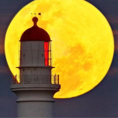 Whoa!!!! An amazing shot of the recent 'Blue Moon' at Split Point Lighthouse Aireys Inlet. #visitgreatoceanroad Photo by @surfcoastimages. #big4apollobaypiscesholidaypark #aireysinlet #visitvictoria by big4apollobaypiscesholidaypark http://ift.tt/1PI0pio