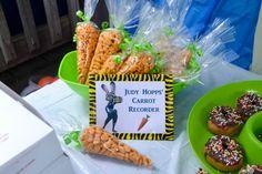 Pick-Ease | Disney Zootopia Birthday Party Ideas -- Judy Hopp's Carrot Recorder