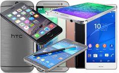 iPhone 6s, Galaxy S6 o HTC One M9 Serán Algunos de los Mejores Smartphones de 2015