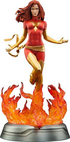 Marvel Dark Phoenix Premium Format(TM) Figure by Sideshow Co | Sideshow Collectibles