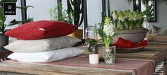 Hildur Natural Skin Care, Throw Pillows, Bed, Toss Pillows, Cushions, Stream Bed, Decorative Pillows, Beds, Decor Pillows