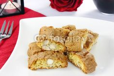 Cantuccini cookies - Cantuccini-Kekse