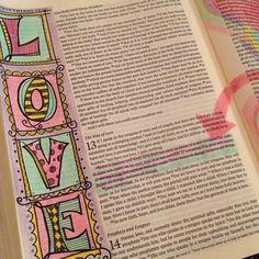 #biblejournaling #journalingbible