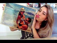 Transferência de Imagem com Cola Branca - Nina Rodrigues - YouTube
