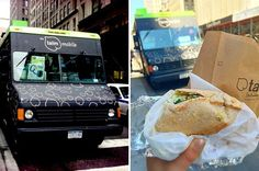 "We asked the folks behind food truck-locator <a href=""http://www.roaminghunger.com/"">Roaming Hunger</a> and James Cunningham, Host of Cooking Channel's ""Eat St."" for their good-for-you picks. The result? Ten meals on wheels that offer vegetarian, vegan, even Paleo options for adventurous diners on a budget."