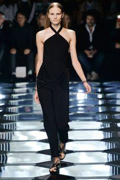 Pin for Later: Diamonds Are Forever For Alexander Wang at Balenciaga Balenciaga Spring 2015