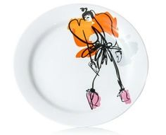 Giles illustrated plate – Le Blow