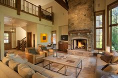 Living Rooms - traditional - living room - denver - Dann Coffey Photography