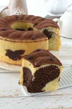 Bianco e brown Mini Desserts, Frozen Desserts, No Bake Desserts, Delicious Desserts, Dessert Recipes, Yummy Food, Food Cakes, Appetizer Buffet, Gateaux Cake