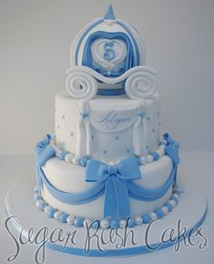 Cinderella Themed Cake Think I will make this for my birthday!