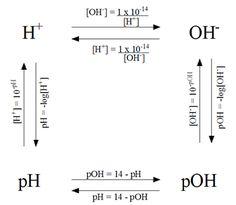 pH Schematic
