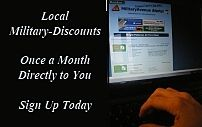 Find Local Military Discounts near Travis AFB, CA #TravisAFB