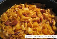 Slambuc Katharosz konyhájából