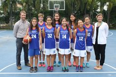 U15's girls basketball 2014-5