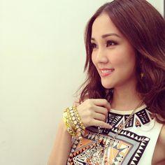 Stunning Kay Tse