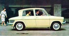 1962年型 キャロル600 4ドア NRA型