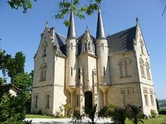 West France French Chateau