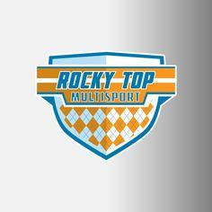 "Rocky Top Multisport 4"" Logo Decals"