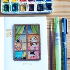 aceo#13 #gusosos_aceo_project #1aceo_a_day