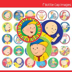 Caillou--you can purchase
