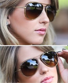 Aviator with Metal and Tortoise