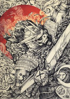 Awesome Robo!: The Art Of Quiccs - Mecha On The Mind