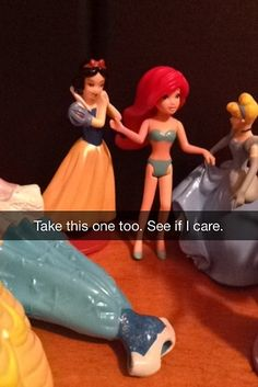 These Brilliant Snapchat Stories About Disney Princesses' Secret Lives Will Make You Laugh Out Loud