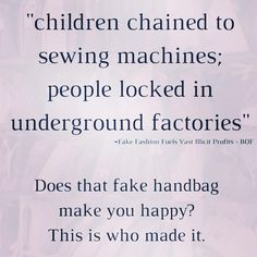 This is why you should never support the industry. How To Make Handbags, Human Trafficking, Are You Happy, Make It Yourself, Children, Young Children, Boys, Child, Kids