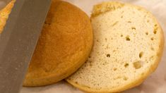 They are soft to chew. Making them suitable for burgers. The crumb looks like this.