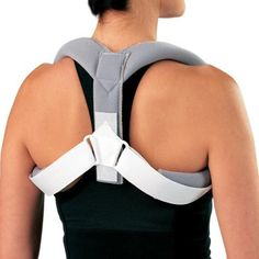 Posture Corrector Brace Shoulder Support Medium New by XFORCE. $14.95. Made from a extremely 100 Best brace images | Back for posture, Bracelets