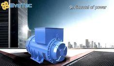EvoTec 1200kw alternator coupling with YUCHAI Couples, Couple