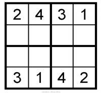 """Keep Learning Alive and Active for your Kids this Summer with Sudoku Printable Sheets. Be sure to give this """"pin"""" a like if you plan on playing with your kids."""