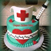 Nurses cake