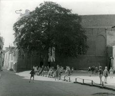 sint anthonystraat 1965 Historisch Centrum Leeuwarden - Beeldbank Leeuwarden