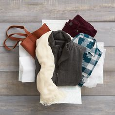 Dear Stitch Fix Stylist, I would love to get an entire outfit ensemble in one Fix some time in the future.