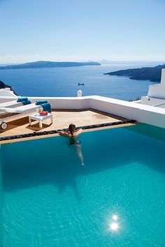 ohh.. ahhh.. Greece: Aria Suites - Fira Santorini