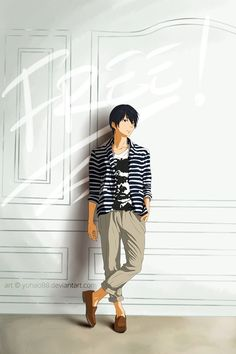 Source: yohao88.deviantart.com. Art by op. Nanase Haruka. Free!
