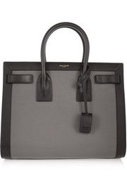 ahhhhh sac de jour in black and grey. Small. Sold out at net-a-porter.