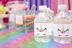 Unicorn Birthday Party Ideas - Mommy of a Princess
