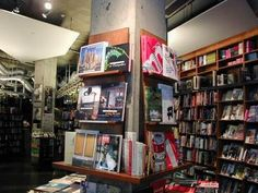 st. mark's bookstore - review