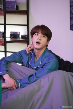 #BTS #방탄소년단 'Life Goes On' Official MV Photo Sketch #JIN