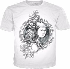 Check out my new product https://www.rageon.com/products/athena-with-owl-on-shoulder-electronic-circuit-circle-tattoo on RageOn!