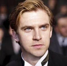 Dan Stevens as Matthew Crawley on Downton Abbey