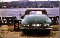 """Tarihi Bilim on Twitter: """"Boğaz kenarında bir çay bahçesi ve arabada nargile keyfi, 1963.… """" Istanbul, Location History, Classic Cars, Twitter, Vehicles, Vintage Classic Cars, Car, Classic Trucks, Vehicle"""
