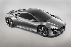 Honda's NSX is among the top 2015 launches. Courtesy Newspress via http://www.thenational.ae
