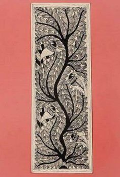 Image result for madhubani paintings in black and white