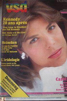 VSD N°324 Caroline de Monaco  1983