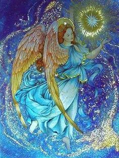Heavens angel