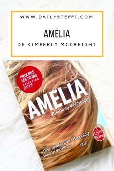 Amélia de Kimberly McCreight : mon coup de coeur lecture de l'été !
