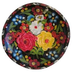 Check out this item at One Kings Lane! Large Mexican Batea Wood Platter